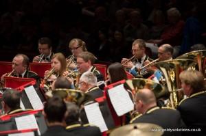 On Stage - The Royal Albert Hall