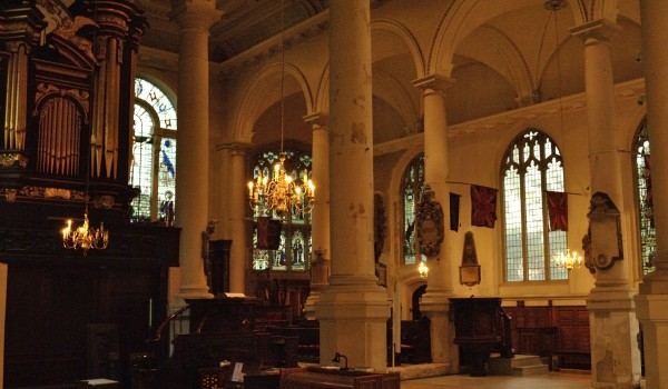 St. Sepulchre Without Newgate Church