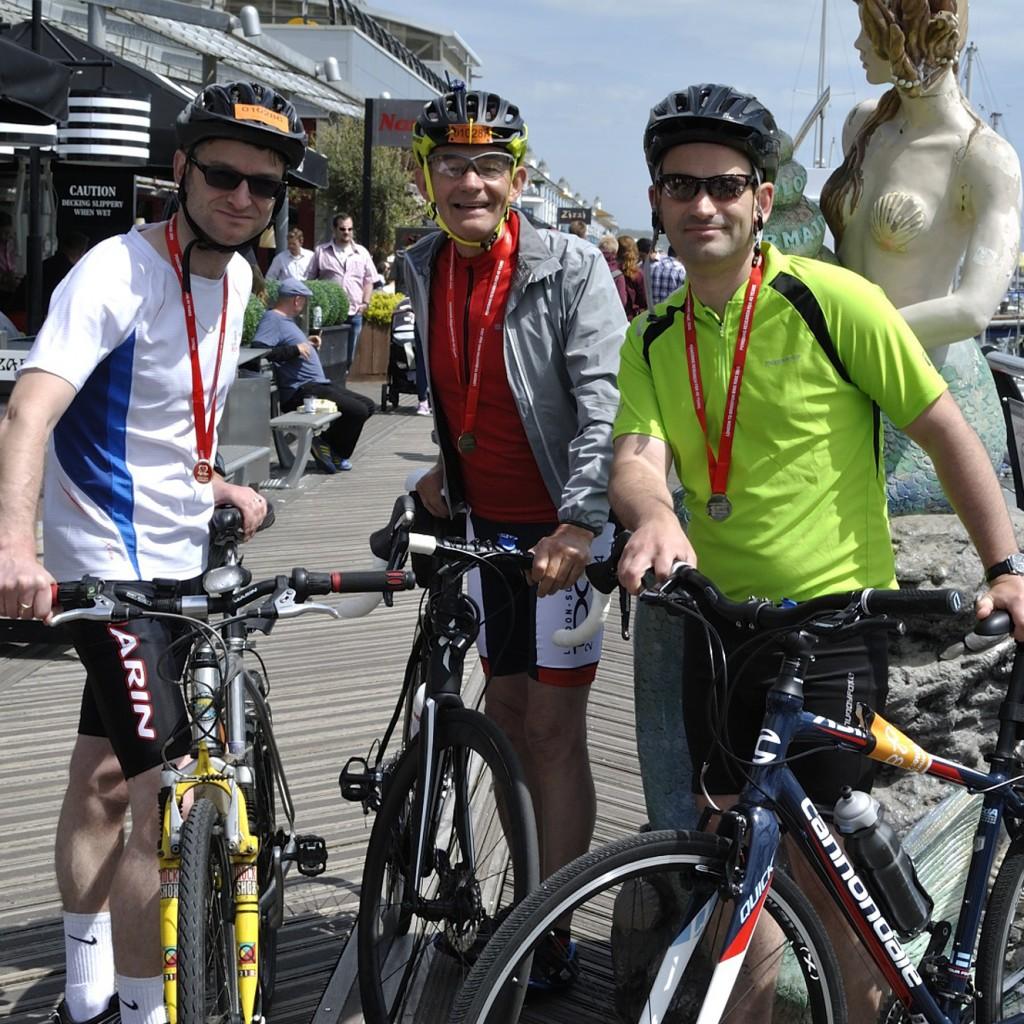 London to Brighton 2015 Finishers