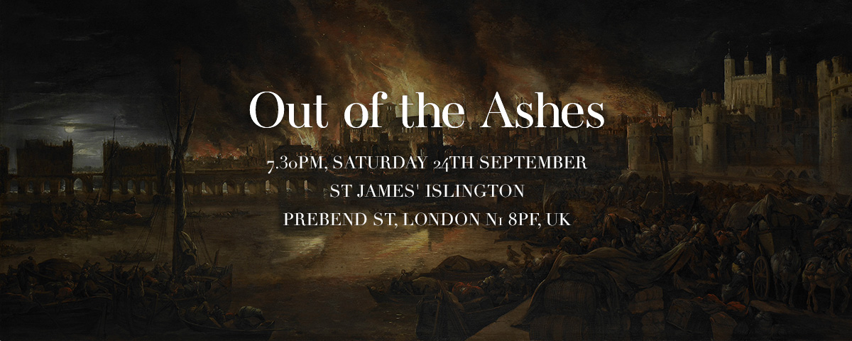 Out of the Ashes Epiphoni Consort