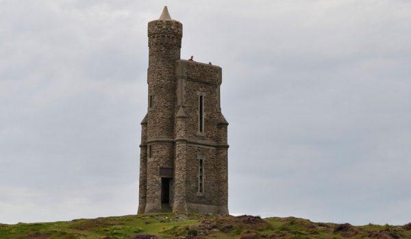 Milner Tower, Bradda Head, Isle of Man